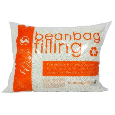 Ultimax Bean Bag Chair Beans Refill - 50 Liters