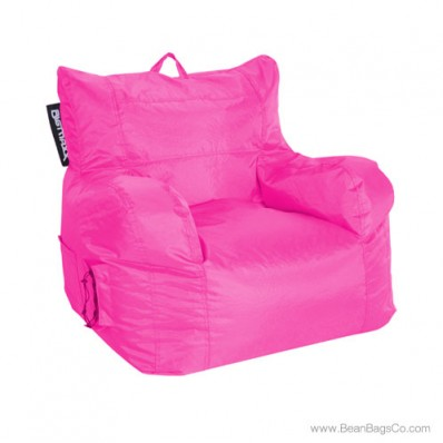 Big Maxx Medium Bean Bag Chair - Hot Pink