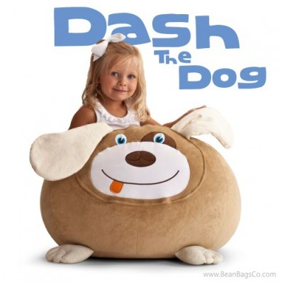Bean Bagimals Bean Bag Chair - Dash the Dog