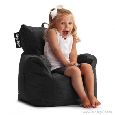 Big Joe Cuddle Bean Bag Chair - Stretch Limo Black