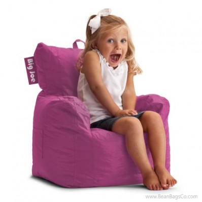 Big Joe Cuddle Bean Bag Chair - Pink Passion
