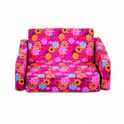 Junior FX Tot Bean Bag Sofa - Flower Power