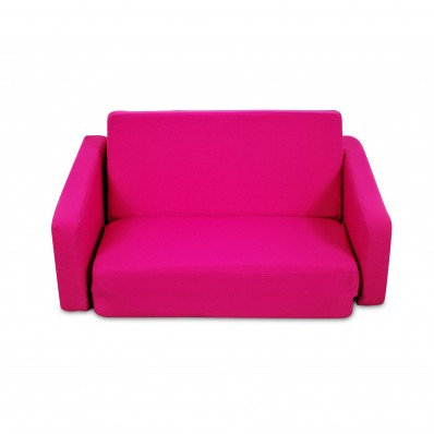 Junior FX Tot Bean Bag Sofa - Hot Pink