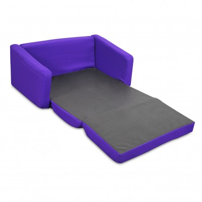 Junior FX Tot Bean Bag Sofa - Purple