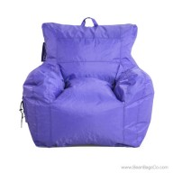 Big Maxx Medium Bean Bag Chair - Purple
