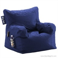 Big Joe Dorm Chair - Sapphire
