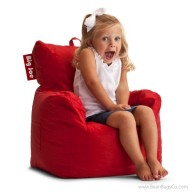 Big Joe Cuddle Bean Bag Chair - Flaming Red