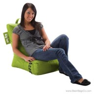 Big Joe Video Bean Bag Chair - Spicy Lime Lounger