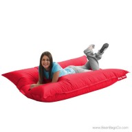 The Original Big Joe Bean Bag Chair - Flaming Red