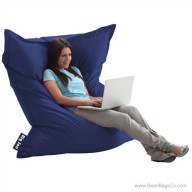 The Original Big Joe Bean Bag Chair - Sapphire