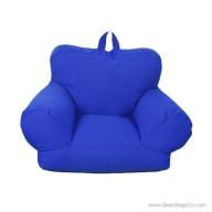 Junior FX Jr. Bean Bag Arm Chair - Royal Blue