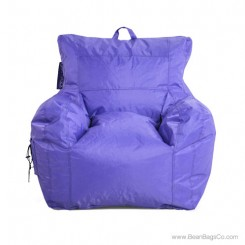 Big Maxx Mega Bean Bag Chair - Purple