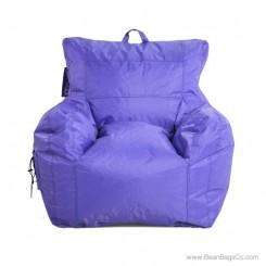Big Maxx Mega Bean Bag Chair - Purple