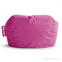 "Big Joe 98"" Bean Bag Chair - SmartMax Pink Passion"