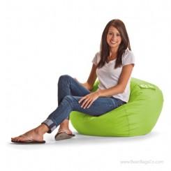 "Big Joe 98"" Bean Bag Chair - SmartMax Spicy Lime"