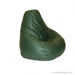 Lifestyle Extra Large Pure Bead Bean Bag Chair - Spruce Green