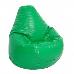 Wetlook Pure Bead Bean Bag Chair - Green Extra Large Lounger