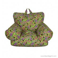 Junior FX Jr. Bean Bag Arm Chair - Happy Butterfly