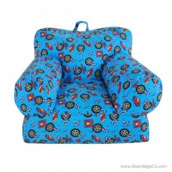 Junior FX Jr. Bean Bag Arm Chair - Race Car