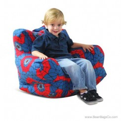 Junior FX Jr. Bean Bag Arm Chair - Spiderweb