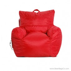 Big Maxx Medium Bean Bag Chair - Red