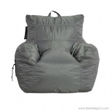 Big Maxx Mega Bean Bag Chair - Gray