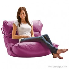 Big Joe Roma Bean Bag Chair - Pink Passion