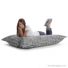 The Original Big Joe Bean Bag Chair - Zebra