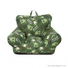 Junior FX Jr. Bean Bag Arm Chair - Skater Camo