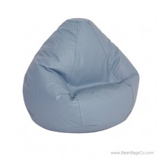 Lifestyle Pure Bead Large Bean Bag Chair - Wedgewood