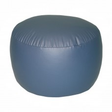 Lifestyle Bigfoot Footstool Mixed Bead Bean Bag - PVC Vinyl Cobalt Blue