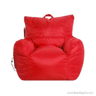 Big Maxx Mega Bean Bag Chair - Red