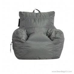 Big Maxx Medium Bean Bag Chair - Gray