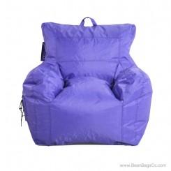 Big Maxx Medium Bean Bag Chair - Purple
