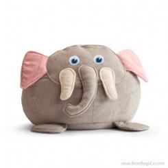 Bean Bagimals Bean Bag Chair - Emerson the Elephant