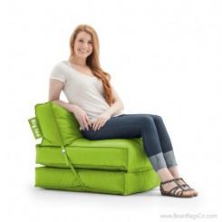 Big Joe Flip Bean Bag Chair - SmartMax Spicy Lime Lounger
