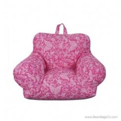 Junior FX Jr. Bean Bag Arm Chair - Pink Paisley