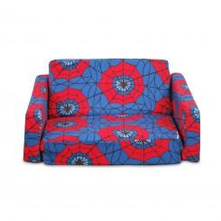Junior FX Tot Bean Bag Sofa - Spiderweb