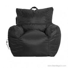Big Maxx Mega Bean Bag Chair - Black