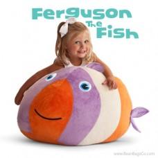 Bean Bagimals Bean Bag Chair - Ferguson the Fish