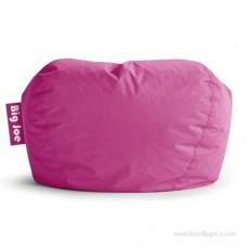 """Big Joe 98"""" Bean Bag Chair - SmartMax Pink Passion"""